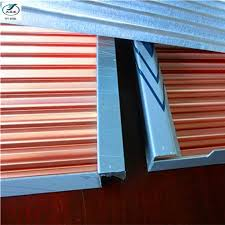 tyt hot corrugated steel sheet metal for roof and retaining wall