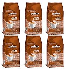 I am referring to the lavazza espresso crema e gusto whole bean blend in 1 kg bags, which is rated gusto forte by lavazza, one of its strongest blends. Compare Lavazza Crema E Aroma C Vs Lavazza Qualita Rossa C Sentihub Com