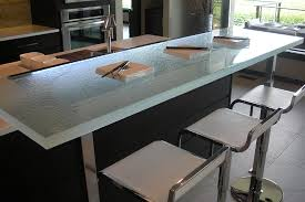 view in gallery smart led lighting of the countertop along with natural light