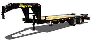 big tex gooseneck trailers trailer store north dakota 20gn