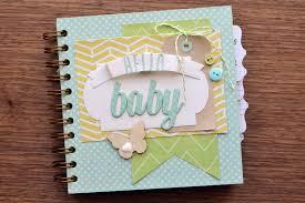 Baby Photo Album Book Baby Week Cinch Baby Book We R Memory Keepers Blog