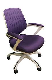 colorful office chairs. ergonomic purple office chair colorful chairs
