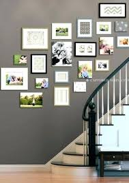 picture frames on staircase wall. Hanging Picture Frames On Staircase Wall S