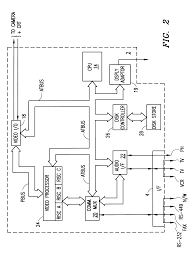 patent us computer controlled video multiplexer for video patent drawing
