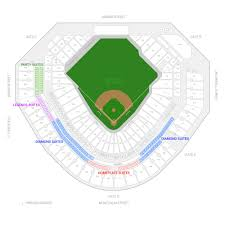 Rational Phillies Map Chicago White Sox Diamond Suite