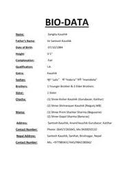 resume format for marriage proposal image result for biodata in english format md habibullah khan