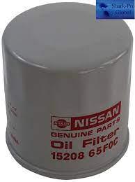 Genuine Nissan Parts 15208 65f0c Oil Filter Altima 2013 2015 4 Cyl 2 5l Frontier 2017 2018 2012 2015 4 Cyl 2 5l Juke 2011 2016 4 C Nissan Oil Filter Genuine