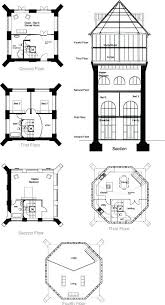 tower house plans house plans with towers beard architects water tower house floor plans with observation tower house plans