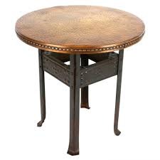 round copper coffee table top end tables solid wood acrylic n hammered amazing large size of