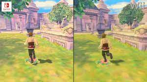 Skyward Sword HD On Nintendo Switch ...