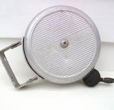 Cordomatic Light Vintage Clothesline Portable Clothes Line Aluminum