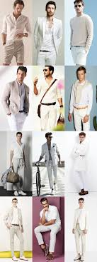 Mens Bedroom Wear How To Wear White On White Fashionbeans
