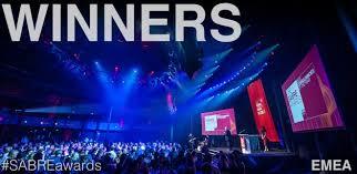 2019 EMEA IN2SABRE Award Winners
