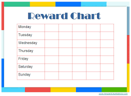 children rewards charts looking for less material ways to reward your child