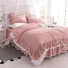 pink bedding set pink bedroom design