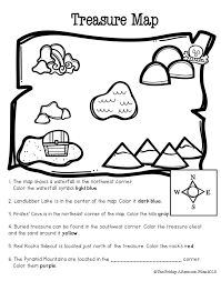 Cardinal Directions Worksheets 1st Grade | Homeshealth.info
