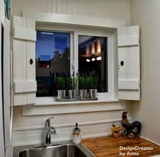 diy interior window shutters. Delighful Window This Week Iu0027ve Been Working On Indoor Shutters For The New Window I  Installed A Month Ago  Holy Crap Can It Be Already Time Sure Flies Intended Diy Interior Window Shutters