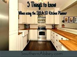 kitchen planning tool ikea planner 3d