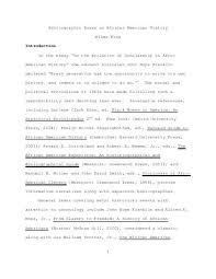 african american history essay african american history essay essay individuality was not stressed but rather the importance of the extended family i believe that african americans