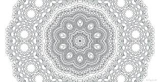 Intricate Coloring Pages For Adults Difficult Coloring Pages For