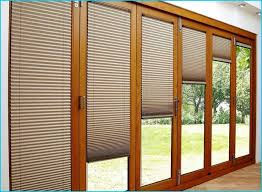 patio door built in blinds accordion french doors 96 inch for intended sliding with design 2