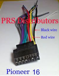 wiring harness for pioneer car stereo solidfonts pioneer car stereo wiring harness diagram nilza