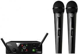Купить <b>Радиосистема AKG WMS40</b> Mini2 Vocal Set BD US45A/C ...