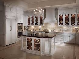 Cabinet For Kitchens Incridible White Kitchen Theme And Amazing Long White Lamp Decor