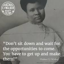 Madam Cj Walker Quotes Amazing Quotes Madam Cj Walker Inspirational Quotes