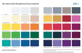 color chart gelcoat color chart