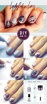 15 Easy and Creative Nail Ideas - Pretty Designs