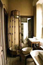 Rustic Bathroom Design Interesting Decorating Design