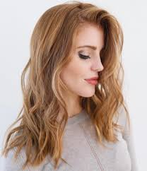 Light Red Blonde Hair Color