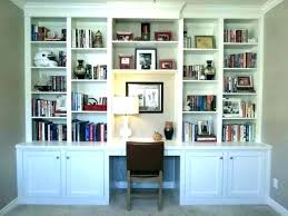 desk with built in bookcase bookcase with desk built in bookshelves wall units