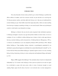 bullying essay example co bullying essay example