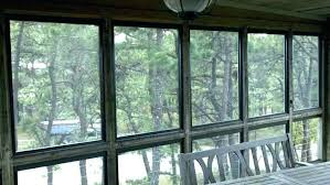 How to enclose a porch for winter Roll Screen Porch Winter Protection Panels Diy Screened In With Sliding And Tongue Groove Knee Deck Cocoa Brown Apron Winter Porch Biasedbabyco Winter Porch Panels Clear Vinyl Plastic How To Enclose Patio For