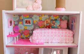 barbie bed diy out of a shoebox barbie doll furniture diy