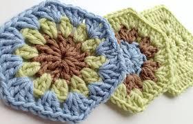 Hexagon Crochet Pattern
