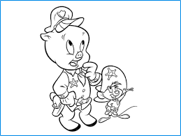 Small Picture looney tunes characters Road Runner Looney Tunes Coloring page