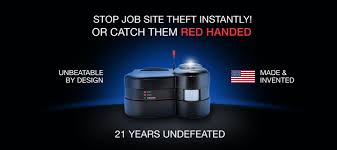 instant job site security tattletale portable alarm system westerville oh