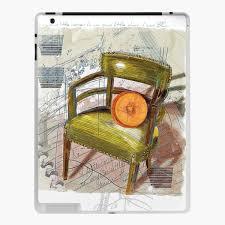 "Cinderella Chair"" iPad Case & Skin by almalee | Redbubble"