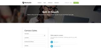 About Us Page Design For Website 25 Best Contact Us Page Examples To Inspire Yours Updated