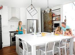 Family Kitchen Design Simple Inspiration Design