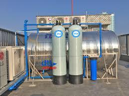 Hệ thống lọc nước đầu nguồn DN02 Làm trong + Làm mềm