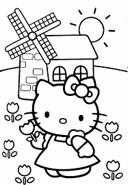 Kleurplaat Hello Kitty Hello Kitty Pinterest Hello Kitty And Kitty