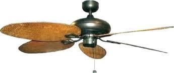 palm ceiling fan blade