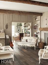 Elegant Home Decor Accents Elegant Farmhouse with French flair in Connecticut Interior 15