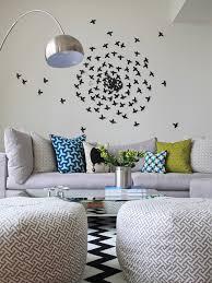 Flock of Birds | Wall Collage | Jonathan Adler | Throw Pillows | Bird Decor  |