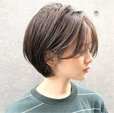 イメチェンヘア大特集あなたはショートボブそれとも前髪を変える