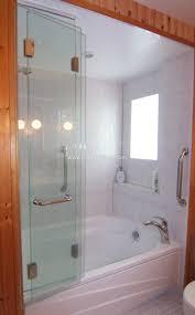 30 folding accordion tub and shower doors door